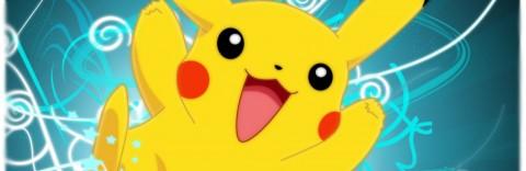 Pokemon - Pikachu Banner