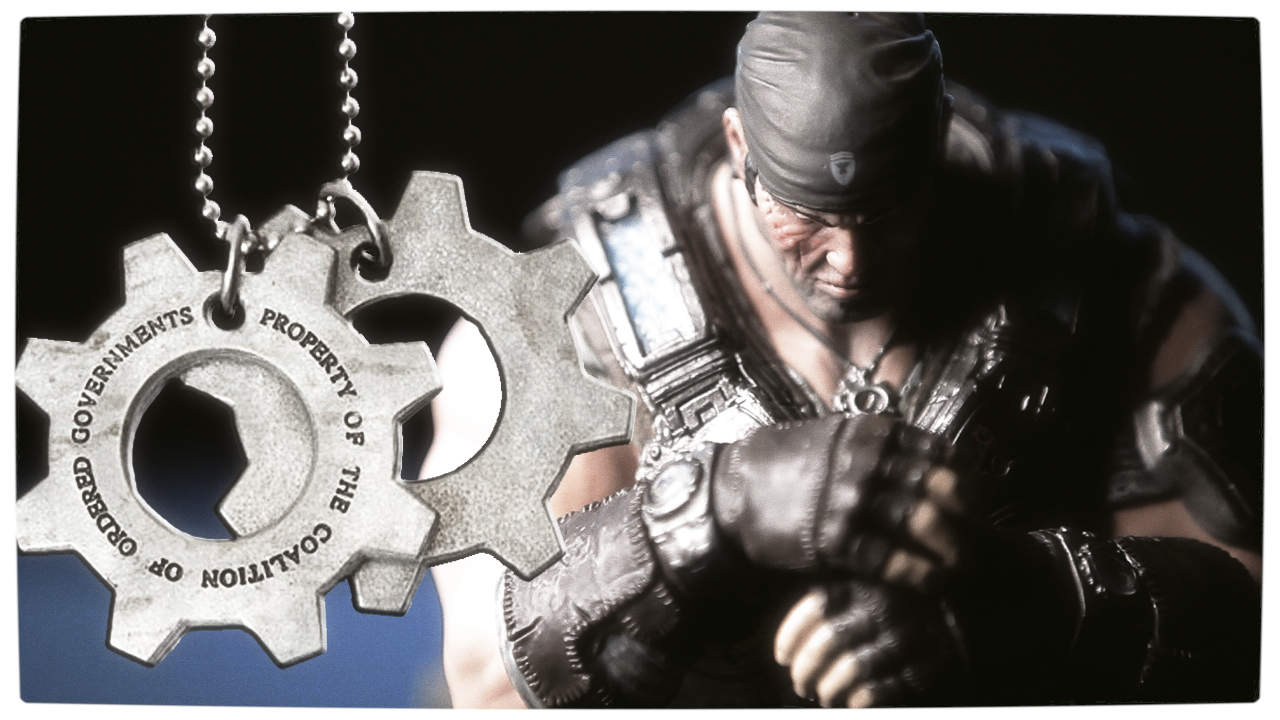 Win with Vamers: Exclusive Gears of War COG tags & Gears of War 3 Epic Edition.