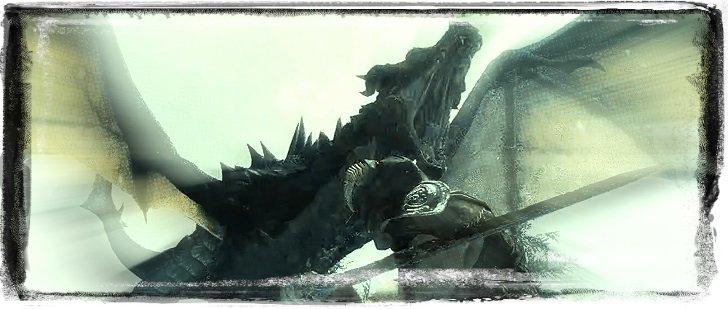 Skyrim Elder Dragon