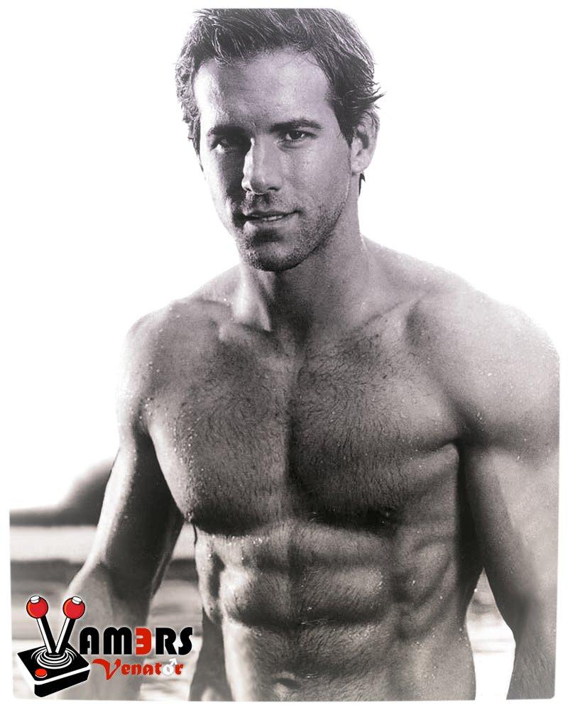 Vamers Venator for September 2012: Ryan Reynolds