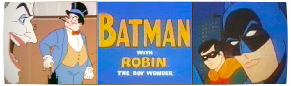 Holy Robin! - Vamers