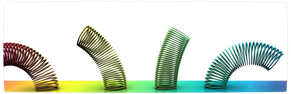 how to make a metal slinky