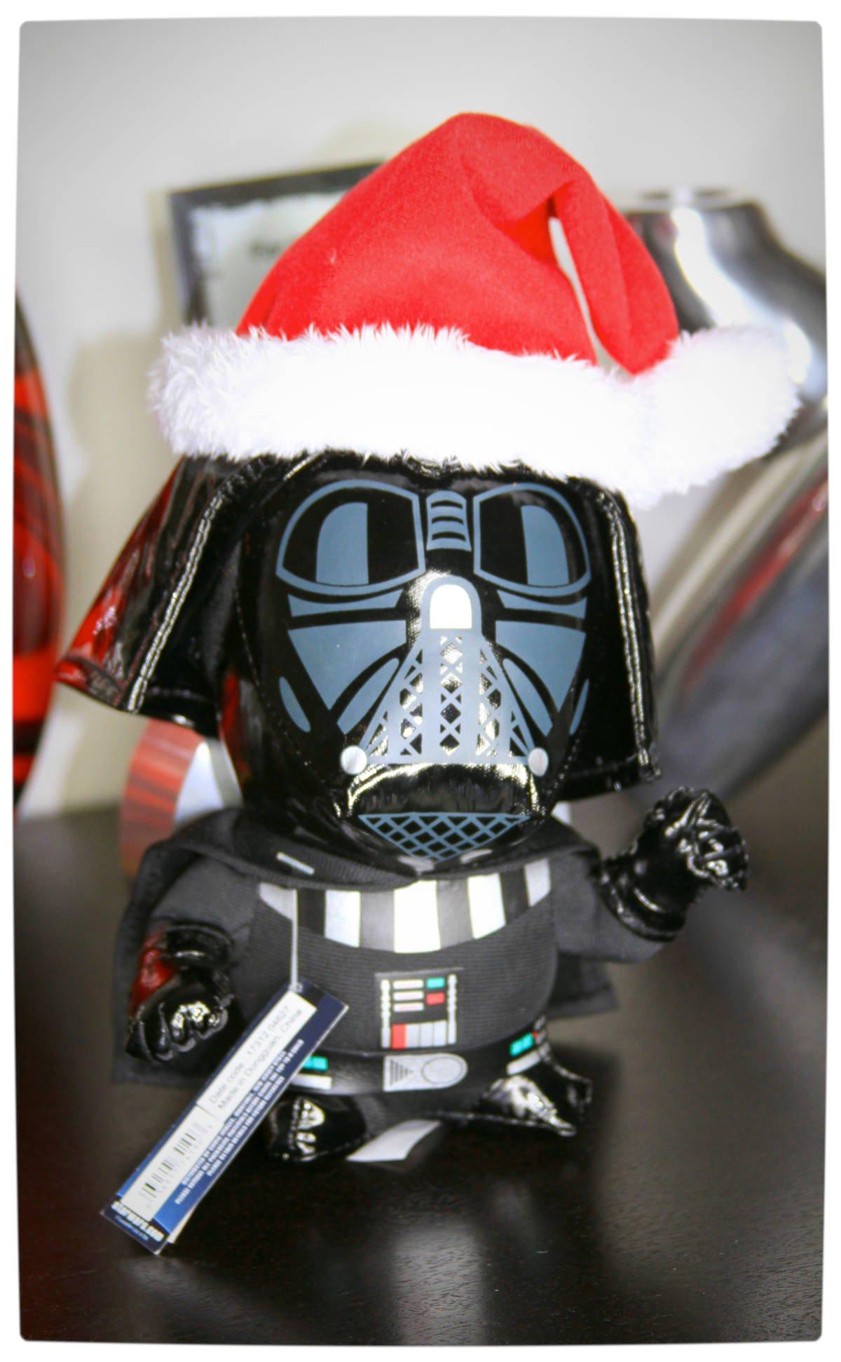 Vamers - Win With Vamers - Christmas Plushies - Star Wars Darth Vader Christmas Plush