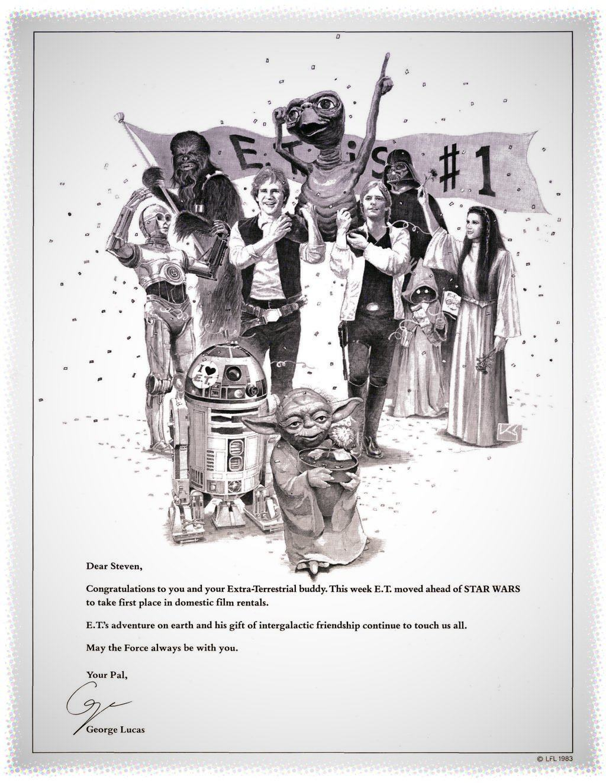 Vamers - Artistry - Well Done Steven Spielberg, Love George Lucas