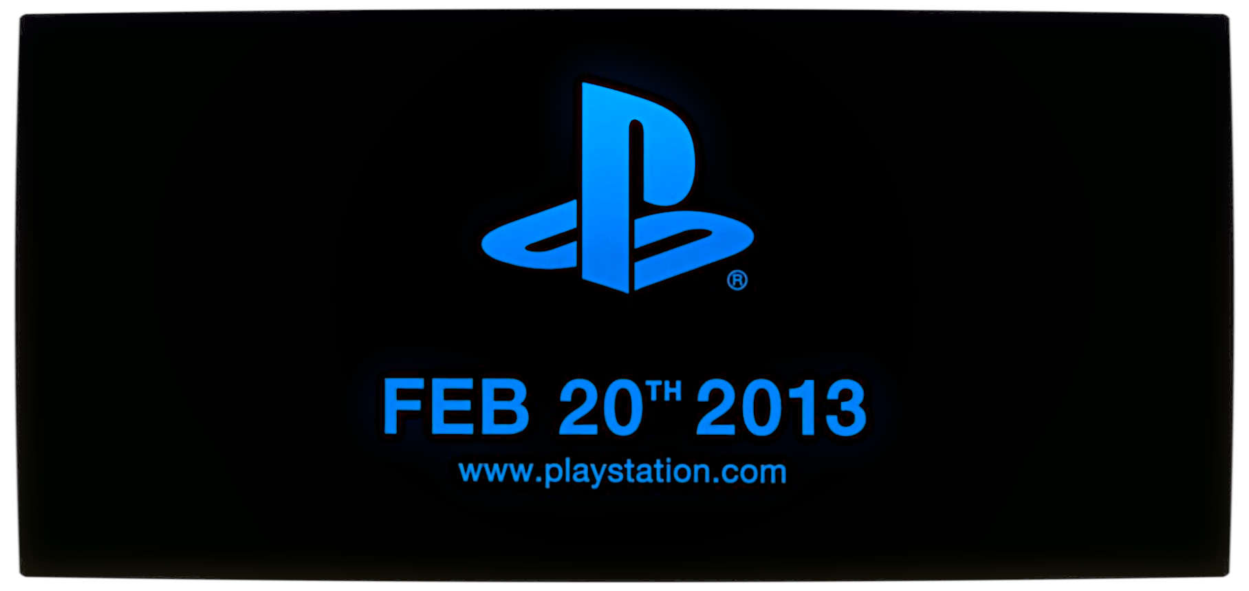 Vamers - FYI - PlayStation 4 Announcement Teaser Banner (20th February 2013)