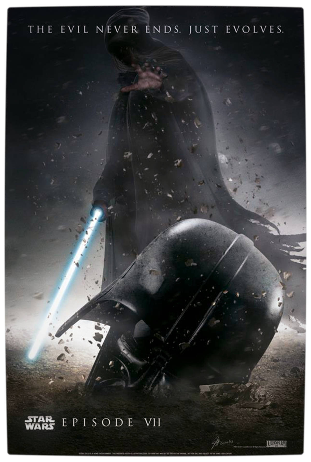 Vamers - FYI - Star Wars Episode VII - Fan Made Poster