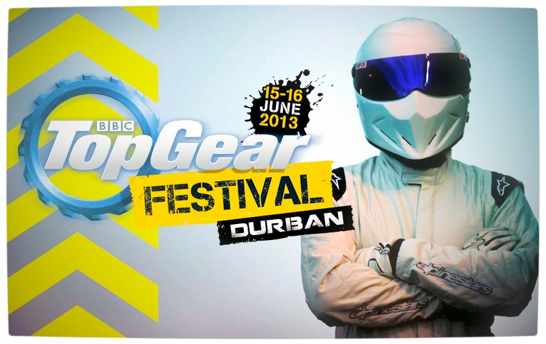 Vamers - FYI - TV - Top Gear Festival Competition (DBN 2013)