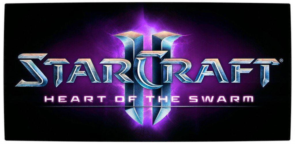 Vamers - FYI - Gaming - StarCraft 2 Heart of the Swarm - Logo