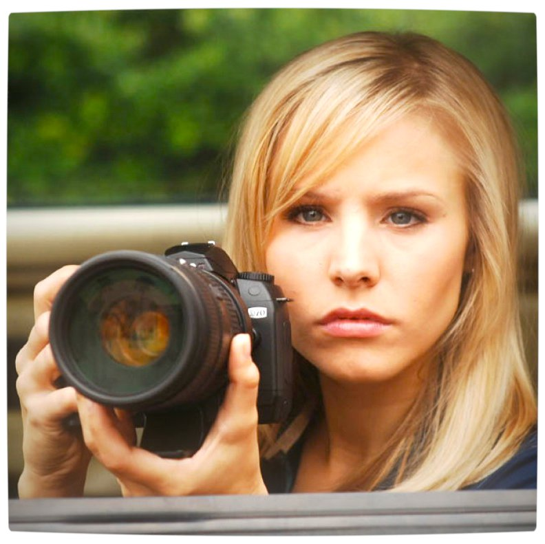 Vamers - FYI - Movies - Veronica Mars Movie - Kristen Bell