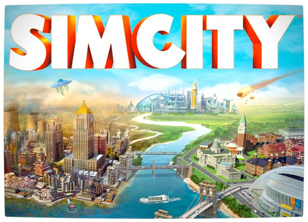 Vamers - FYI - SimCity (2013) - Picturesque Landscape