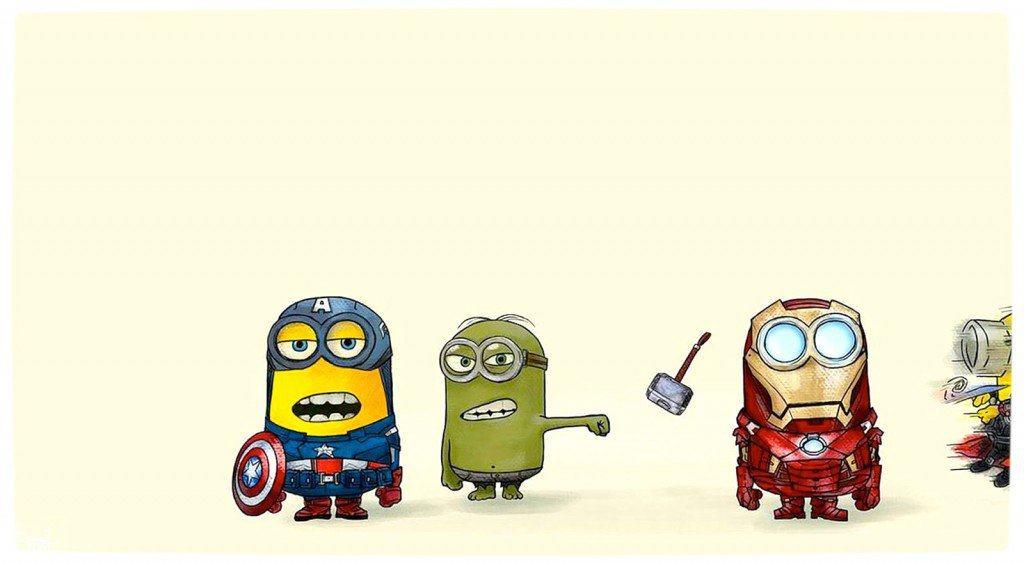 Minion Avengers - Vamers