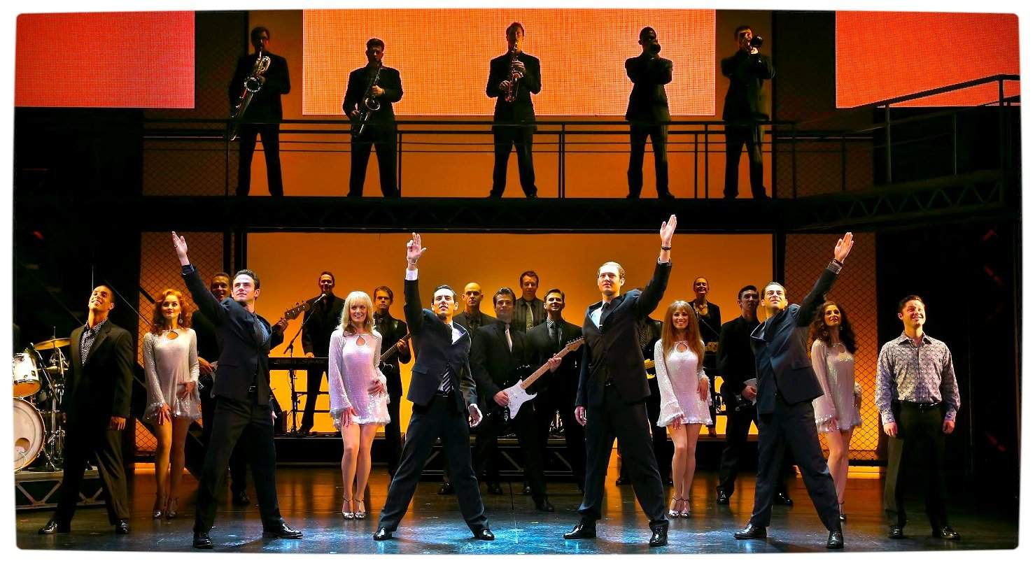 Vamers - Win With Vamers - Jersey Boys Competition - The Cast