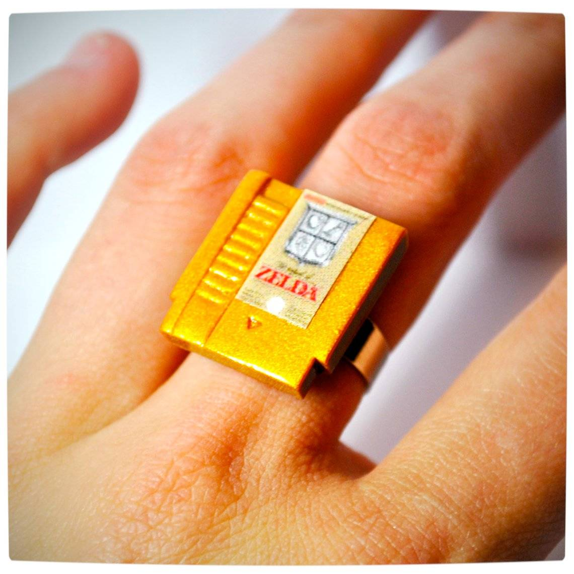 Vamers - Geekosphere - SUATMM - OhMyGeekness by Jess Firsoff - NES Cartridge Rings