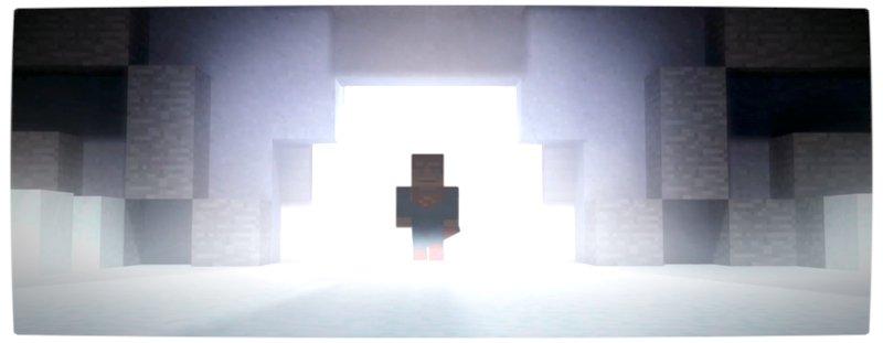 Vamers - Geekosphere - Artistry - Fandom - Mine of Steel Trailer Banner