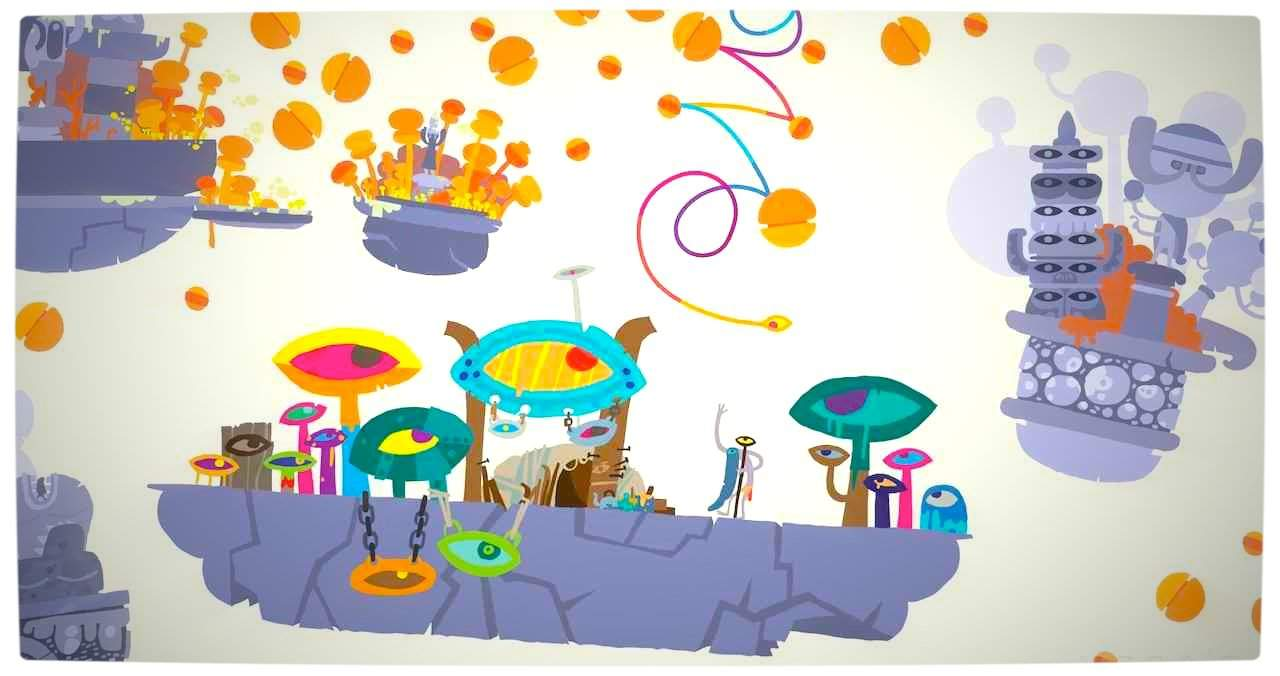 Vamers - Games - Hohokum - E3 2013 Hands-On - World