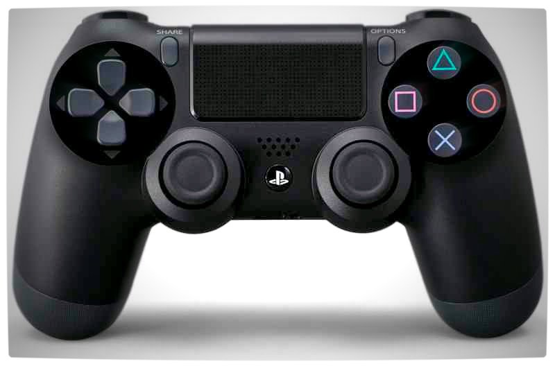 Vamers - Games - Sony's DualShock 4 - Hands-On - The DualShock 4