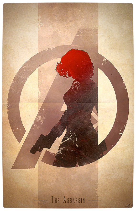 Black widow marvel avengers symbol - photo#21