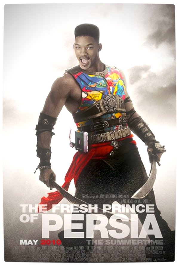 Vamers - Artistry - The Fresh Prince of Persia