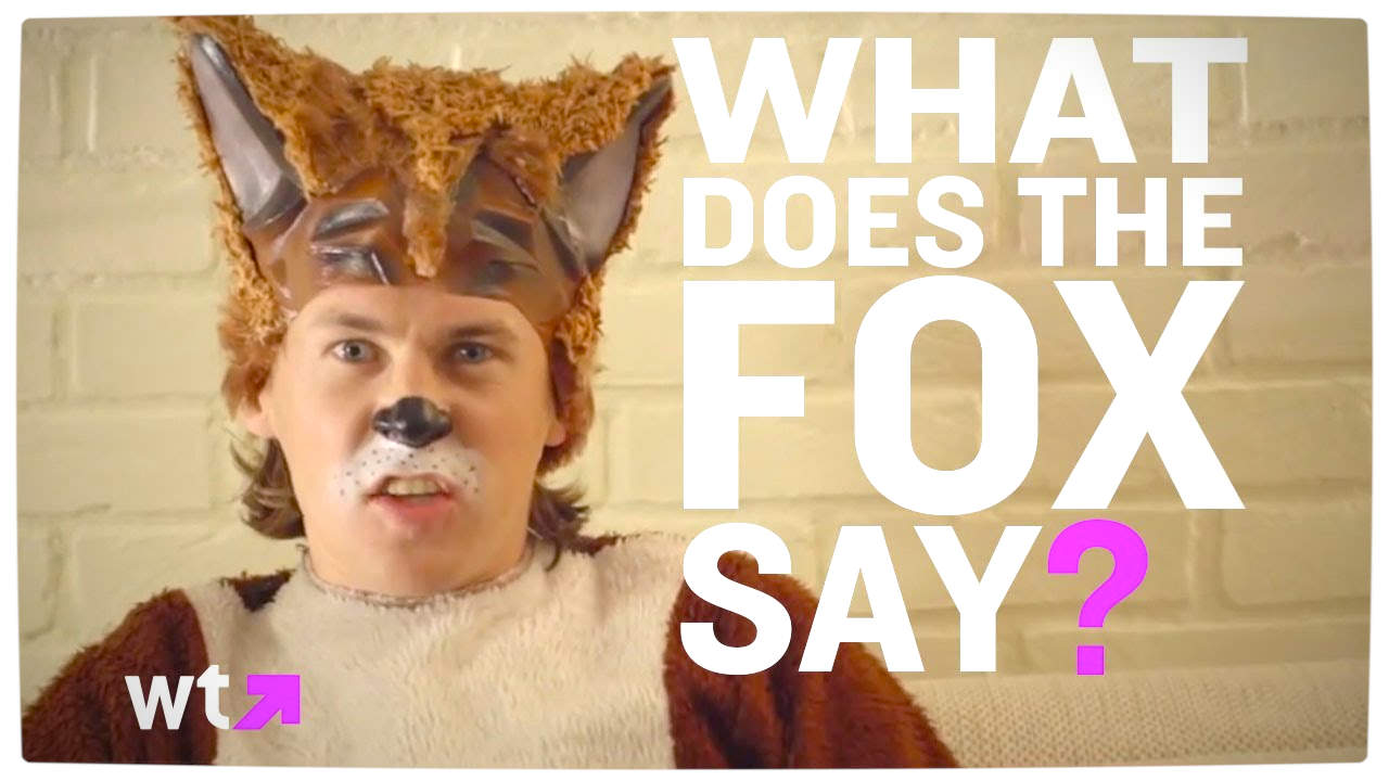 Vamers - FIY - Ermahgerd - What does the Fox say - Ylvis has the answer - Main