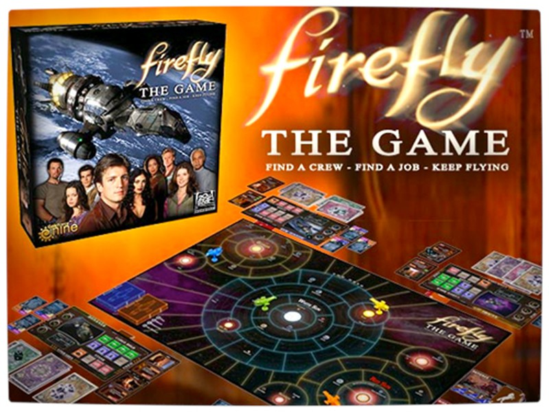 Vamers - FYI - Traditional Gaming - Get Ready to Explore the Verse with Firefly The Board Game - Promo