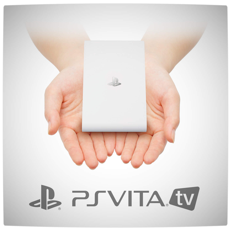 Vamers - FYI - Video Games - Sony Announced the PlayStation Vita TV - Main