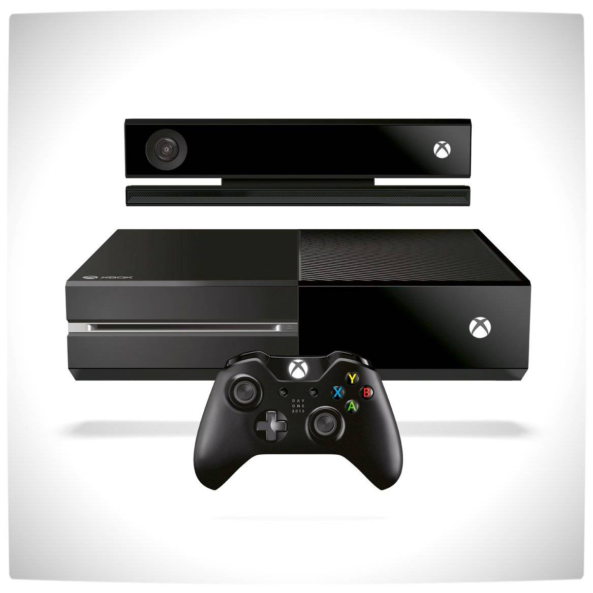 Vamers - Gaming - Microsoft Xbox One Console, Controller and Kinect