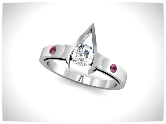 Vamers - Geek Chic - SUATMM - 10 Gorgeously Geektastic Engagement Rings - Assassins Creed
