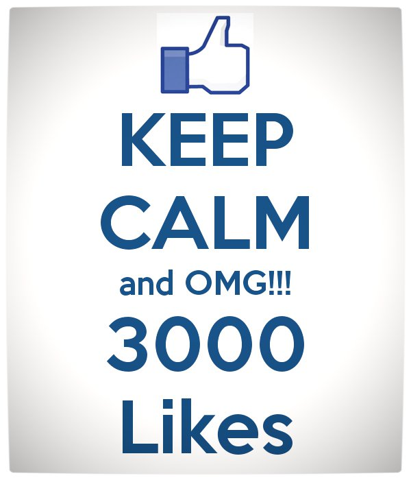 Vamers - Growth - Facebook 3000 Likes