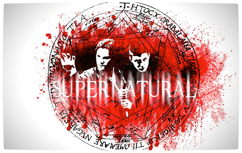 Vamers - Artistry - Dean and Sam Winchester from Supernatural - Edit