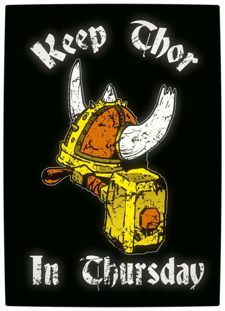 Vamers - Artistry - Thorsday - Keep Thor in Thursday - Main