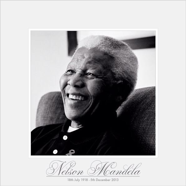 Vamers - FYI - Rest in Peace, Tata Madiba - Profile