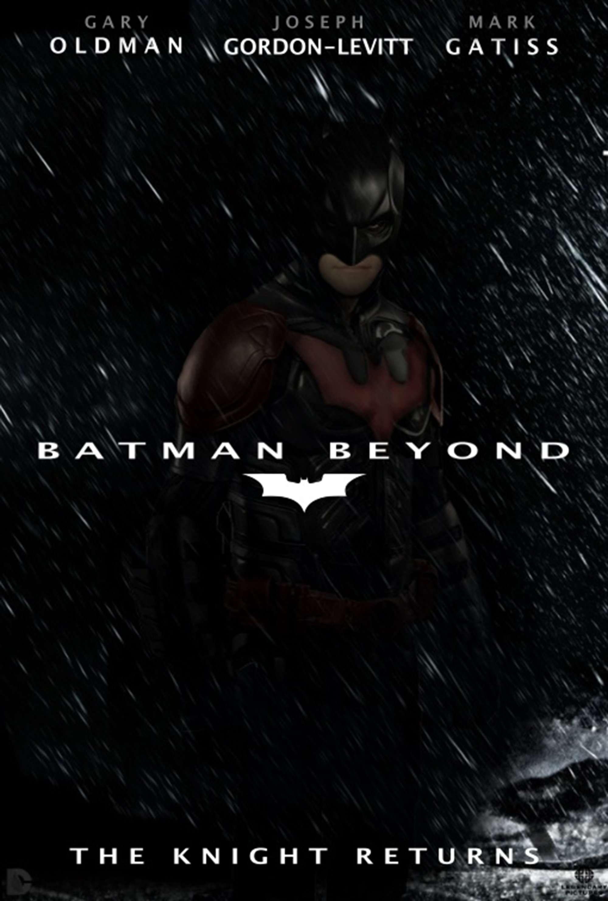 Vamers - Artistry - Celebrate 15 Years of Batman Beyond with these Fan-Made Posters - SuperDude001