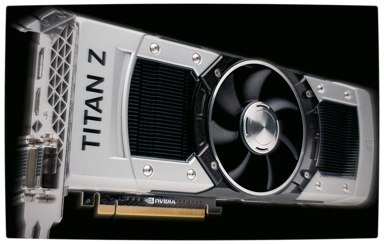 Vamers - FYI - Gadgetology - Nvidia Introduces the GTX Titan Z- A Dual-GPU 5K Gaming Powerhouse - GeForce Titan Z