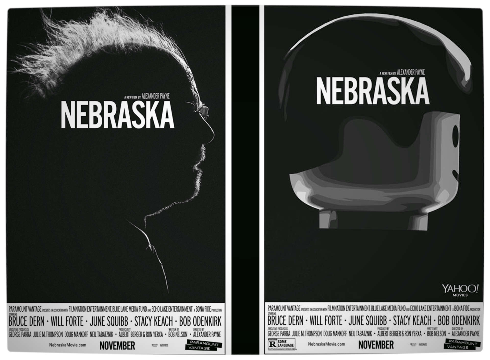 Vamers - Geekosphere - Artistry - 2014's Best Picture Oscar Nominees Recreated as Lego Movies - Nebraska- Final
