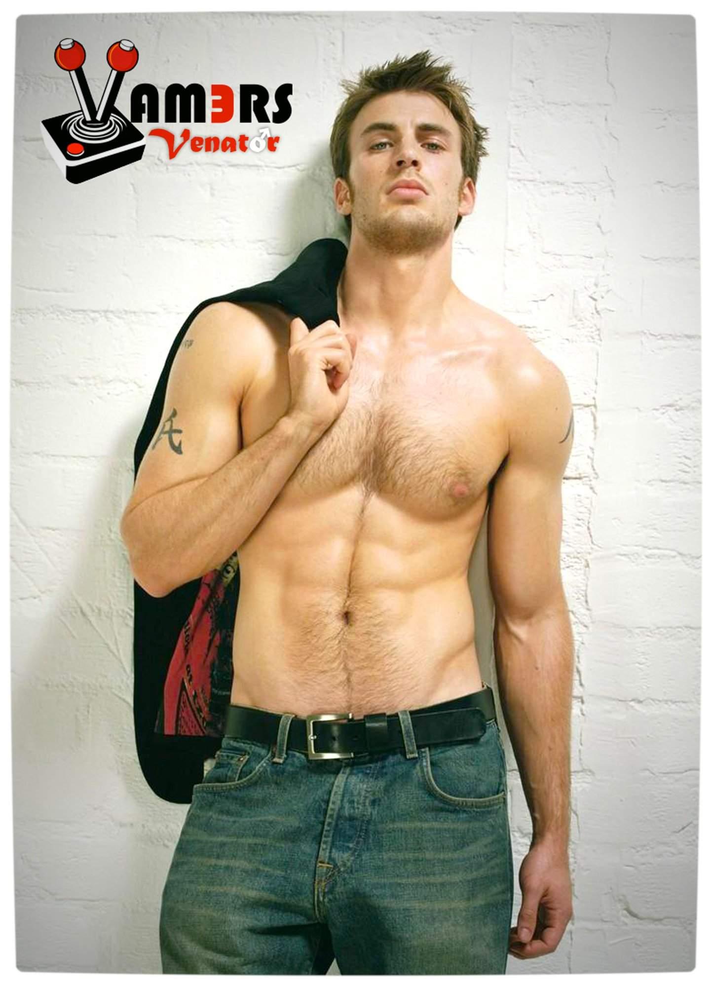 Vamers Venator for March 2014: Chris Evans.