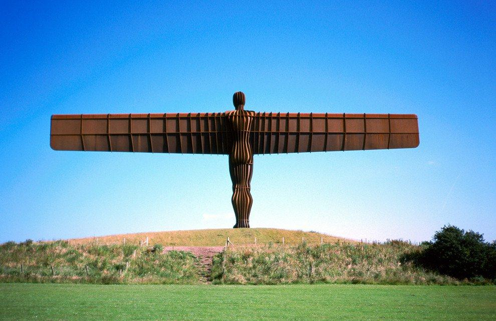 Vamers - Artistry - The World of The Last of Us- Envisioning a Post Apocalyptic Future - Gateshead Angel of the North