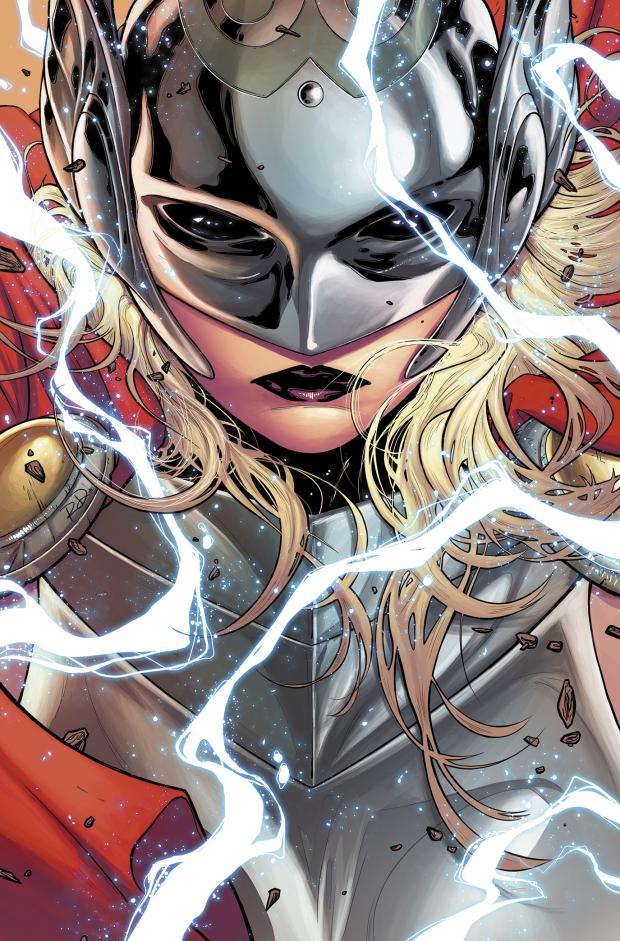 Vamers - FYI - Comics - Marvel's Thor is now a Woman - Cover Image