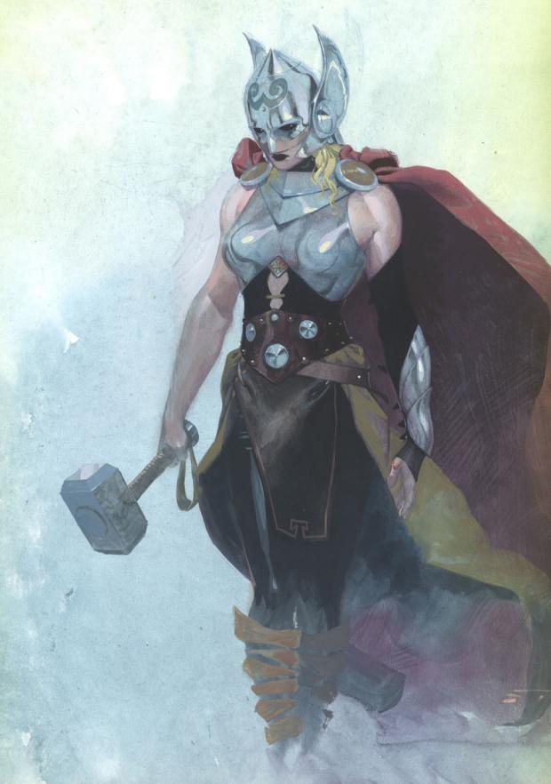 Vamers - FYI - Comics - Marvel's Thor is now a Woman - Main Image