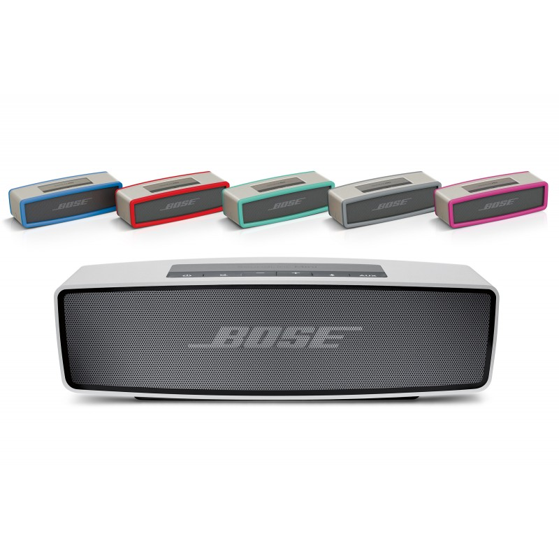 Vamers - Geekmas Gift Guide - Bose Soundlink Mini Bluetooth Speaker