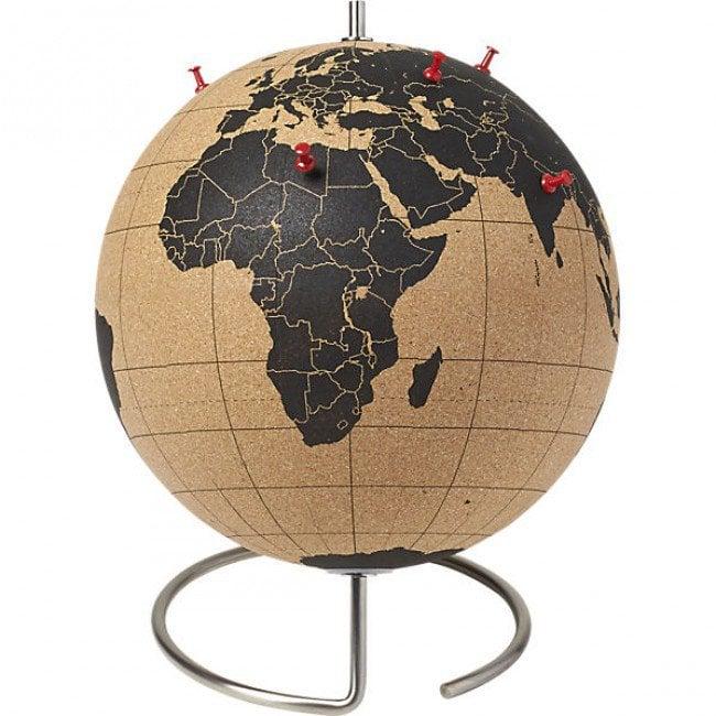 Vamers - Geekmas Gift Guide - Cork Globe