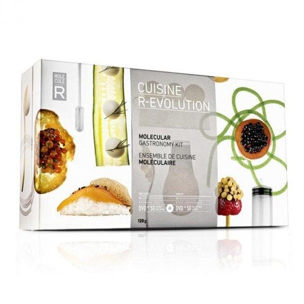 Vamers - Geekmas Gift Guide - Molecular Gastronomy Set