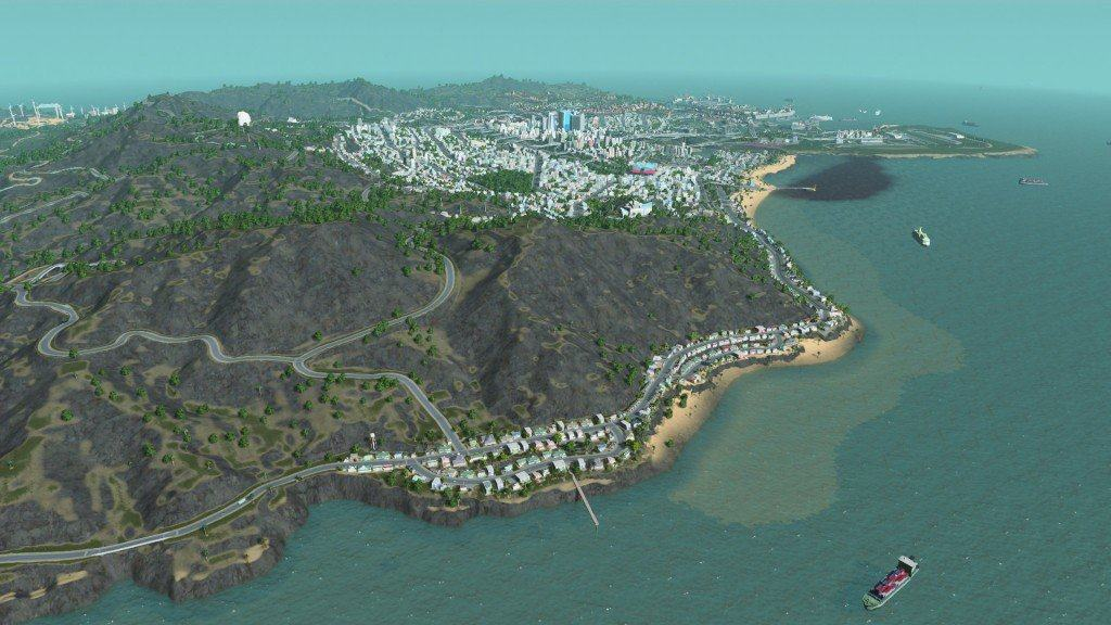 Vamers - FYI - Gaming - Cities Skylines Mod San Andreas 03