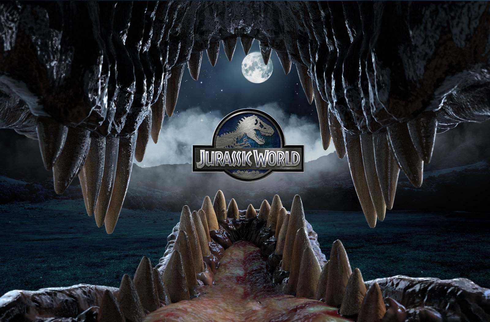 Jurassic World [Official Global Trailer]