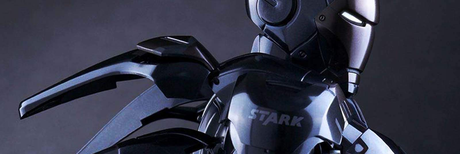Hot Toys Iron Man Mark VII Stealth Mode Version Infiltrates Collectors Hearts