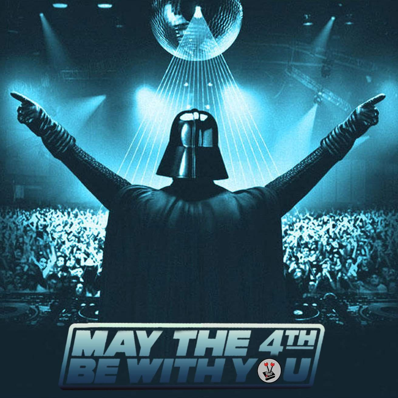 May The 4th Be With You Meme: Star Wars Day: May The Fourth Be With You!