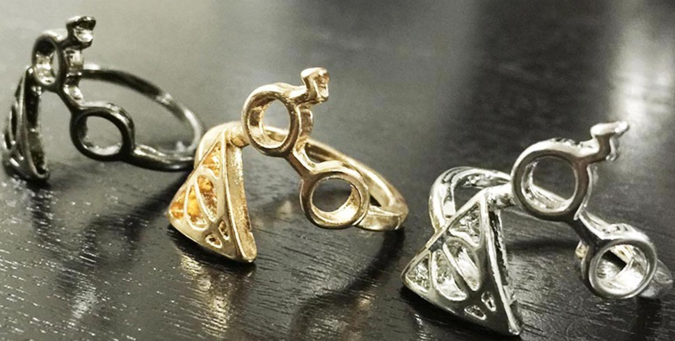 Vamers - FYI - SUATMM - Magic At Your Fingertips with these Harry Potter Inspired Deathly Hallows Rings - Banner