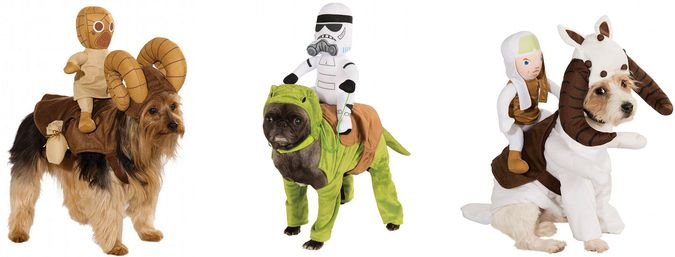 Star Wars Pets: May The Fur Be With You
