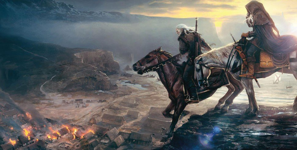 Win With Vamers - The Witcher 3 - Wild Hunt Game and Merchandise - Banner