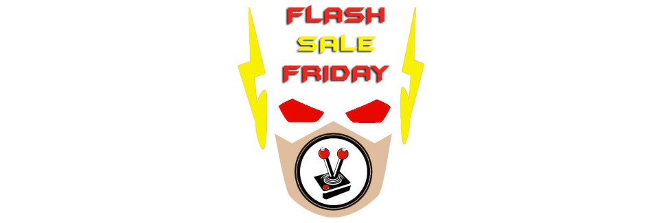Vamers Store - Advertising - Flash Sale Friday Promo - Banner 02