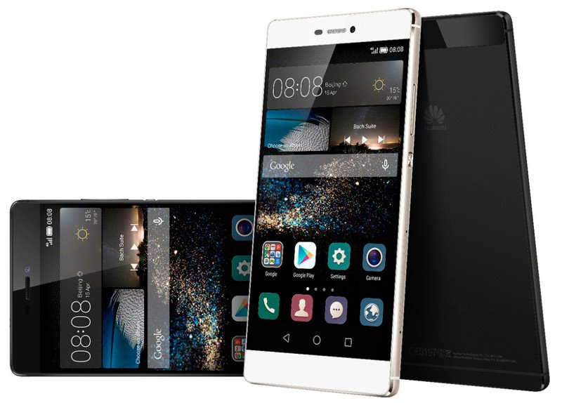 Vamers - FYI - Gadgetology - Ignite the Future with the Huawei P8 - The Gorgeous Huawei P8 Threesome